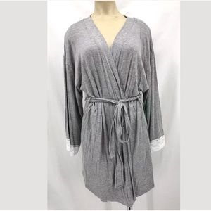 Honeydew Intimates Robe SZ S All American Lace NWT